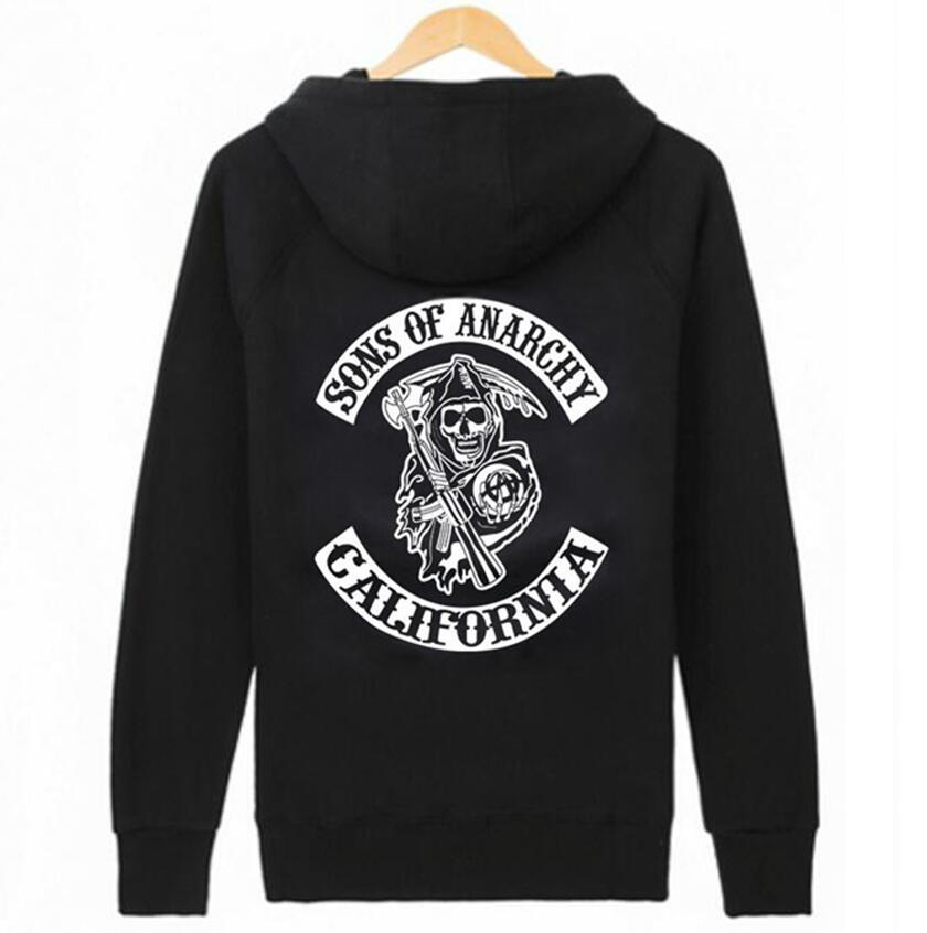 online buy wholesale sons of anarchy pullover hoodie from. Black Bedroom Furniture Sets. Home Design Ideas