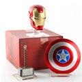 Капитан Америка Щит + Шлем Железный человек + Тор Молот цифры игрушки для детей 2016 Новый мстители age of ultron косплей игрушки много