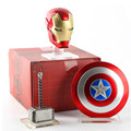 Captain America Shield + Iron man Helmet + Thor Hammer figures toys for kids 2016 New The avengers age of ultron cosplay toy lot