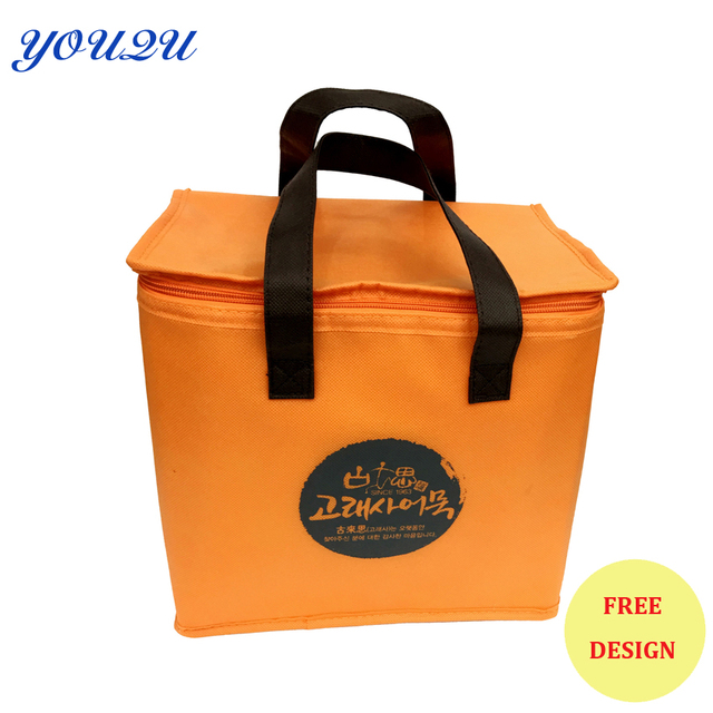 US $477 22 |non woven lunch bag, non woven insulate bag, non woven thermal  bag+ lowest price+escrow accepted-in Cooler Bags from Luggage & Bags on