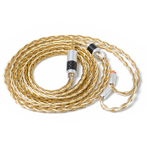 Image 5 - NICEHCK High Quality 8 Core Single Crystal Copper Silver Plated Cable 3.5/2.5/4.4mm MMCX/2Pin For LZ A7 KXXS TFZ NICEHCK NX7 MK3