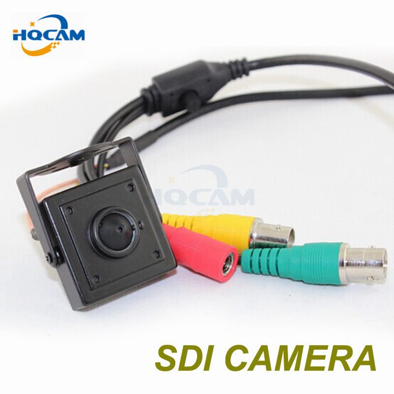 HQCAM 1080P SDI cctv Camera 1/3 inch progressive scan 2.1 Mega Pixel Panasonic CMOS Sensor Mini SDI Camera HD SDI cctv Camera hqcam 1080p small sdi camera 1 3 inch progressive scan 2 1 mega pixel panasonic cmos sensor mini sdi camera hd sdi cctv camera