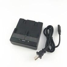 NOVA CDC68 Carregador Duplo para Sokkia SET/FX /CX /SX/ DX estação total Topcon ES/ PS/OS Estações Totais instrumento de pesquisa EUA plug UE