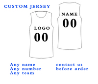 Custom Any Name Any Number Any Team Men's Youth Kids Basketball Jersey Embroidery Logos Stiched High Quality