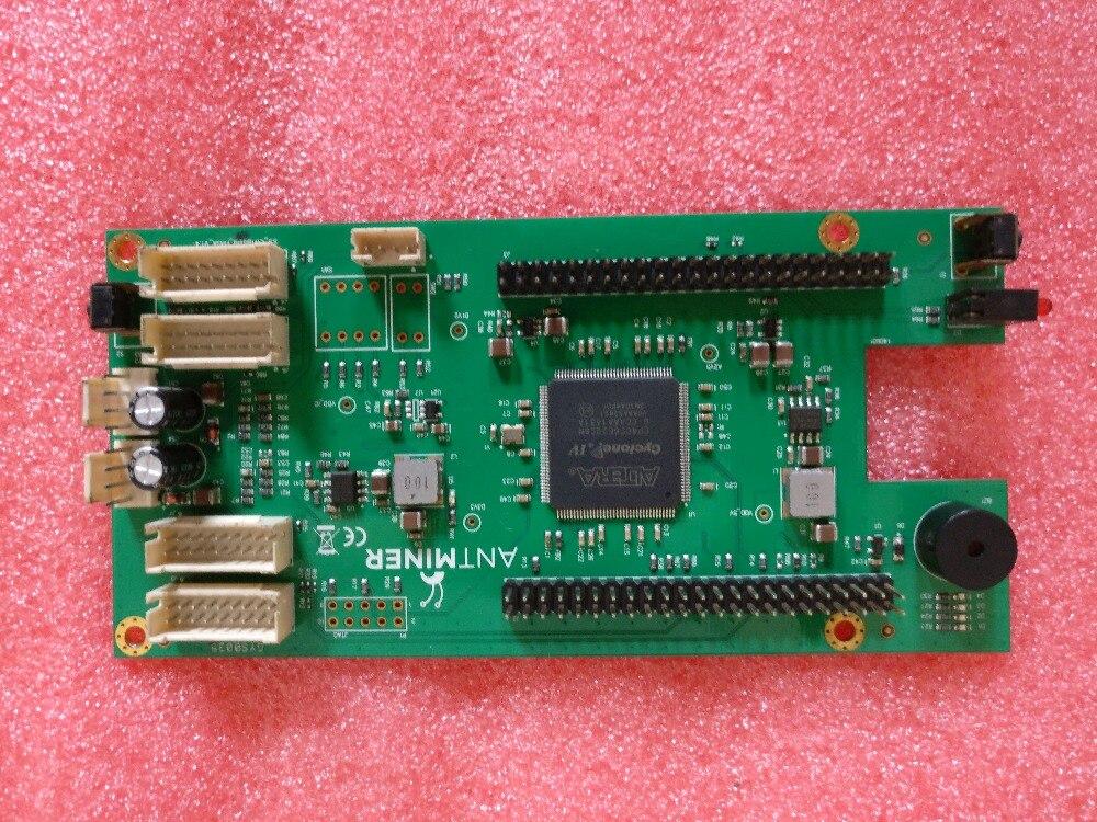 Envío libre antminer S5 datos circuito, S5 tablero Io, bitcoin minero, S5 dashboard