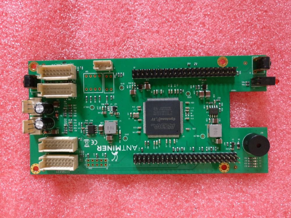 Free shipping Antminer S5 Data circuit board, S5 IO board,bitcoin miner Parts,S5 Dashboard