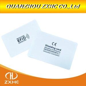 Image 3 - 3 יח\חבילה RFID נגד גניבה מיגון NFC מידע נגד גניבה מיגון כרטיס מתנה מיגון מודול נגד גניבה חסימת כרטיס
