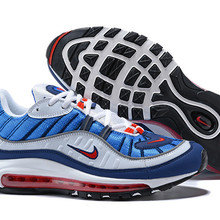 9ee05d0433 Hot NIKE Air Max 98 OG Men's Unique Air Sole Sport Running Shoes,Nike Male