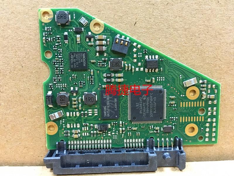 hard drive parts PCB logic board printed circuit board 100782215 for Seagate 3.5 SATA hdd data recovery hard drive repair