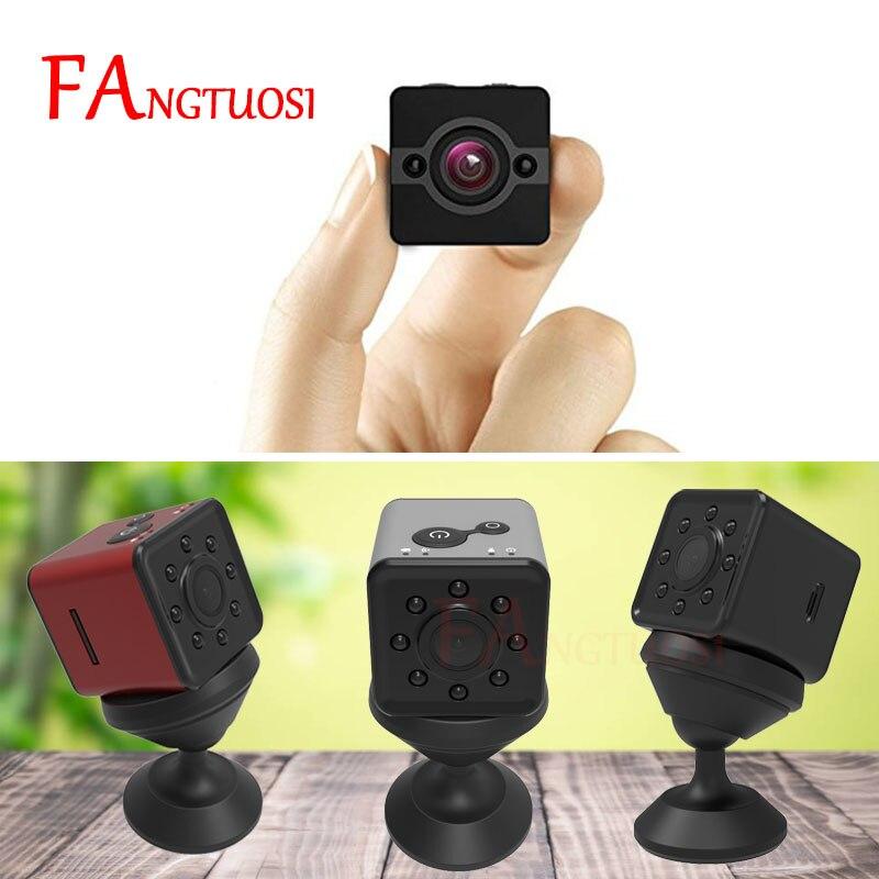 FANGTUOSI SQ13 WIFI Mini Camera micro cam 1080P HD video Sensor Night Vision Camcorder Sport DV DVR Recorder Small Camera new new x6 micro portable hd mega pixel small video audio digital camera mini camcorder dv dvr driving recorder web cam 1280 960