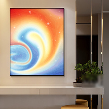 где купить Abstract Fantasy Starry Sky Hotel Poster Print Canvas Paintings Pictures Home Wall Art For Living Room Bedroom Unframed по лучшей цене