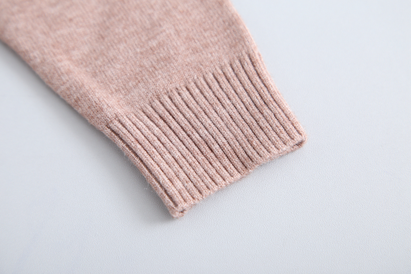 Image 5 - Winter Autumn 2T 7T Pure Color Winter Boy Girl Kid Thick Knitted Bottoming Turtleneck Shirts Solid High Collar Pullover Sweater-in Sweaters from Mother & Kids