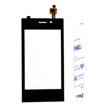 4.0 אינץ מגע מסך עבור Highscreen זרע F מסך מגע חיישן החלפת משטח מגע Digitizer החלפת חיישן