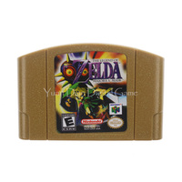 Nintendo N64 Video Spiel Patrone Konsole Karte The Legend of Zelda Majora Maske Englisch Sprache USA Version