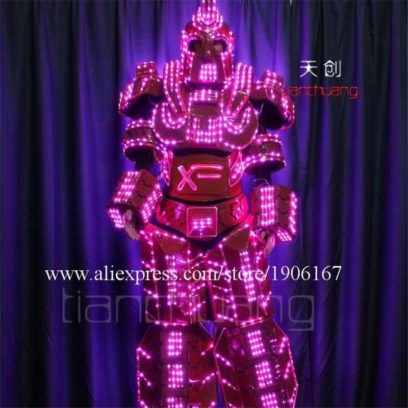 Stilt man LED Robot9
