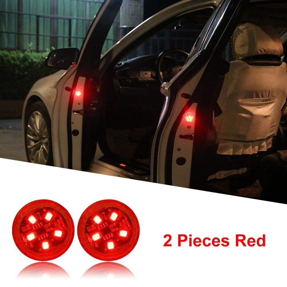 Red x 2 Lights