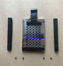 Festplatte HD Caddy Gummi Schienen 7,0 MM zu 9,5 MM Für Lenovo ThinkPad T420 T520 W520 W/ schrauben 04W1640