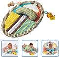 Brinquedos Educação infantil Cobertor Jogo Do Bebê Altura Regra Altura Cobertor Tapete Impermeável Pad Mictório Infância Evitar Cama-molhar o Tapete
