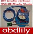 100% совместим с США оригинал MPLAB ICD3 симулятор DV164035 MPLAB Microchip PIC онлайн высокоскоростной программист Бесплатная Доставка