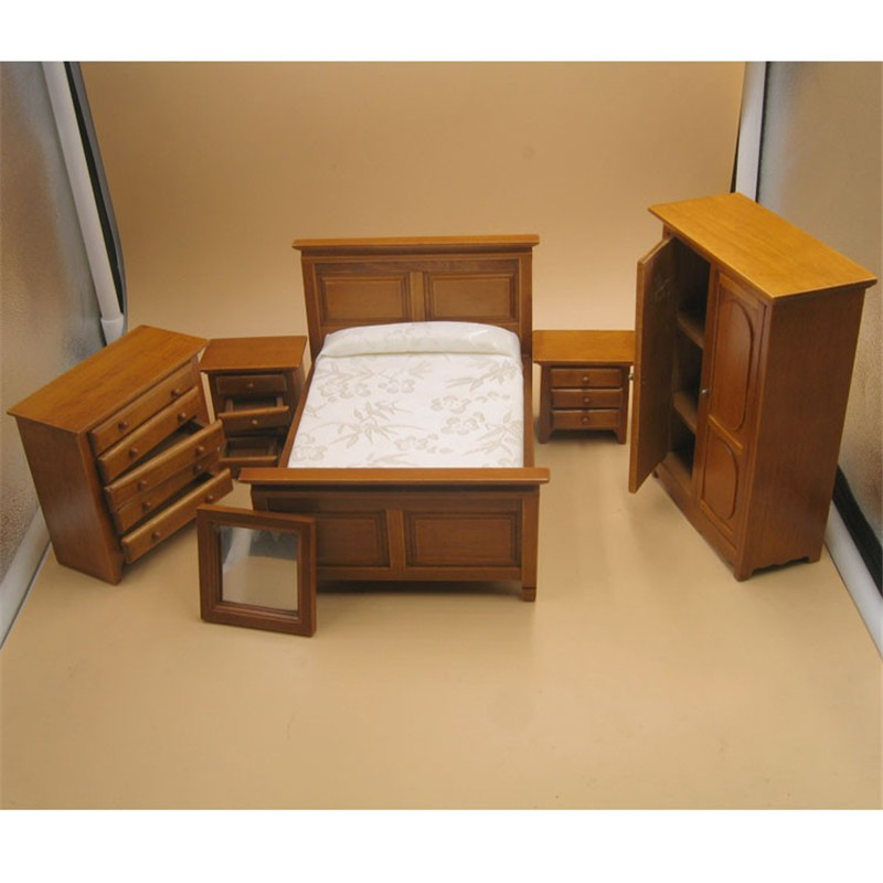 1/12 Wooden Furniture For Dolls House Miniature Dollhouse furniture sets children pretend play education toys handmade1/12 Wooden Furniture For Dolls House Miniature Dollhouse furniture sets children pretend play education toys handmade