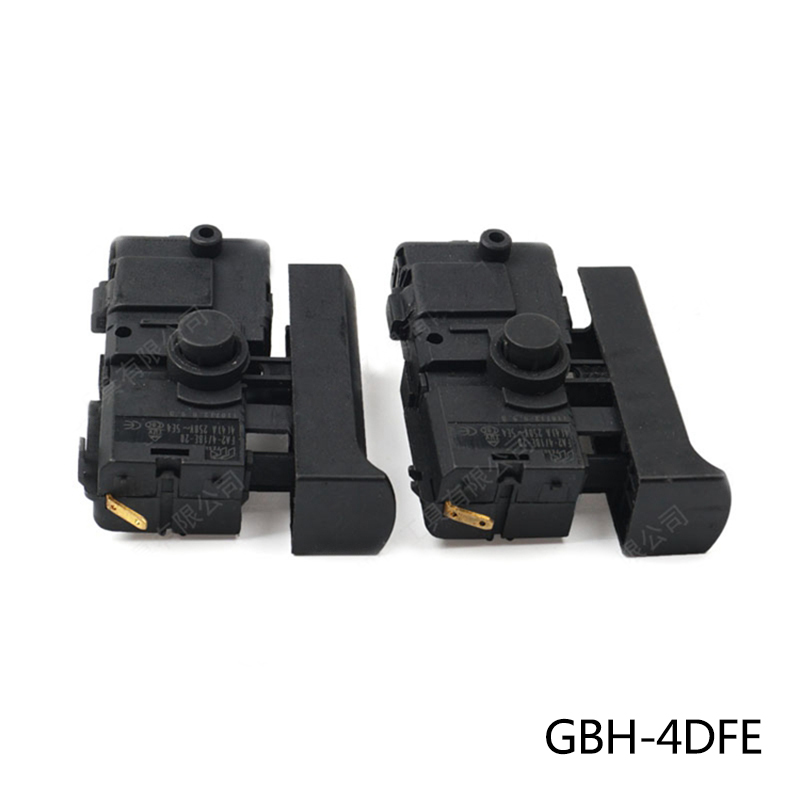 4dfe Impact Drill Switch Parts,high-quality! Ambitious Free Shipping Electric Hammer Switch For Bosch Gbh-4dfe Gbh3-28e