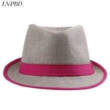 Fashion Women and Mens Unisex Neon Brim Fedora Trilby Gangster Cap Summer  Beach Hat Boho Sun. 6 Colors Available 5c60bc6e1581
