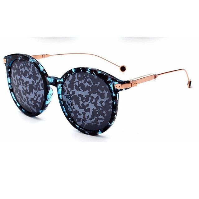 Mulheres mais novo Óculos de Sol da moda 2017 Óculos Polarizados Óculos de Sol de grife de luxo Leopardo deixa o quadro cor filme Homens de Condução óculos de Sol