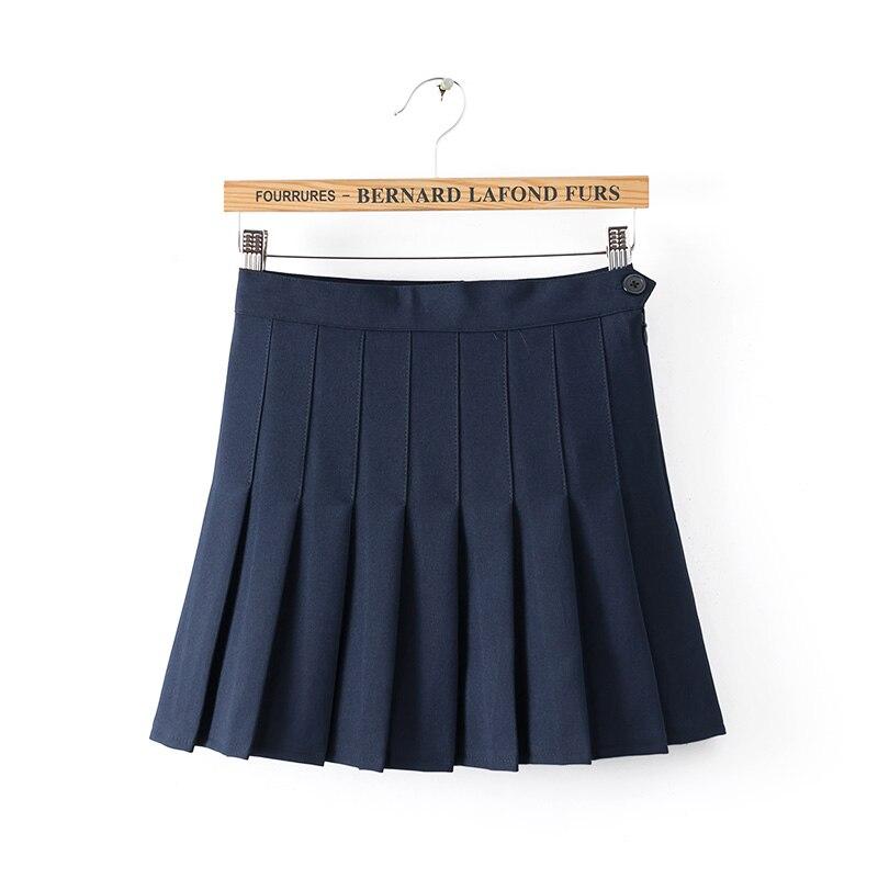 Модные юбки 2016 для школы