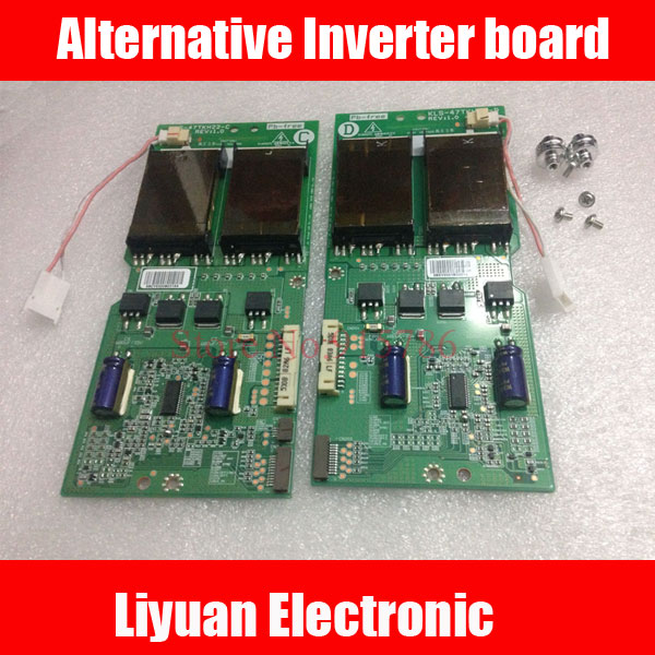 US $29 5  Alternative Inverter board LC420WU5 Replace 6632L 0470A 6632L  0471A For LG TV Inverter Board 1 year warranty-in Electronics Production