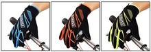 GLV931C Man and woman winter outdoor riding font b glove b font with fleece non slip