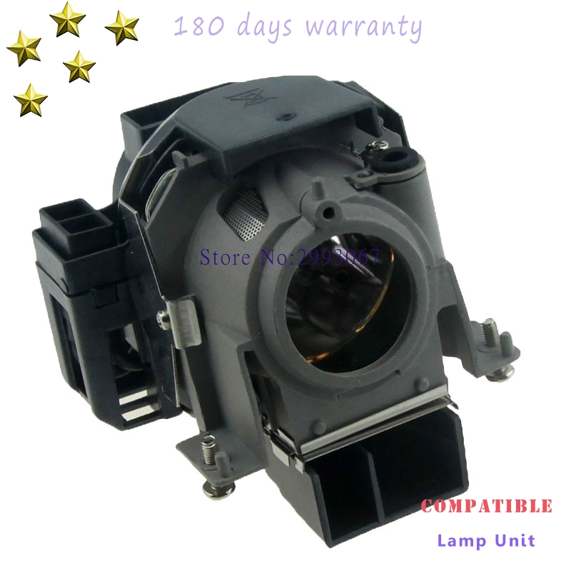 High Quality NP02LP Projector Lamp with Housing For NEC NP40G /NP40/NP50 Projectors with 180 days Warranty 180 days warranty projector lamps with housing dt00501 for ed s3170a happybate