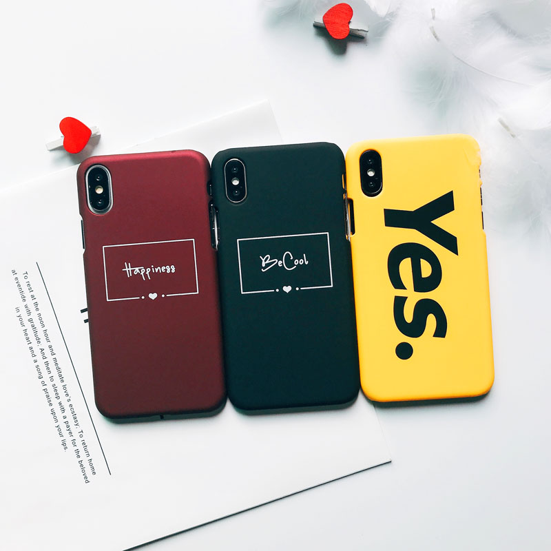 Cell Phone - Matte Phone Case For iPhone