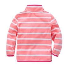 Children Soft Fleece Zipper Sweatshirts