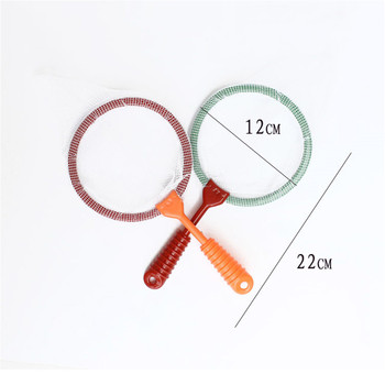 1pc Extendable Fishing Net Butterfy Bug Insect Net Plastic Handle Garden Learning Educational Interesting Kids Toys Gift image