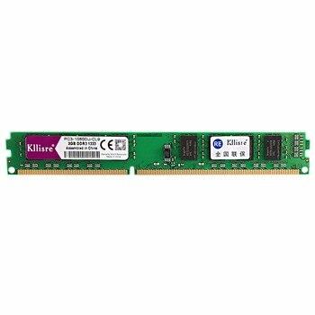 Kllisre DDR3 2GB 1333Mhz PC3-10600U For Desktop Ram Memory
