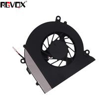 New Laptop Cooling Fan for HP Pavilion DV7 Series P/N DFS531005MC0T MF60090V1-B080-G99 CPU Cooler Radiator brand new black laptop keyboard 534695 281 aeut5 00110 for hp pavilion dv7 series thailand 100