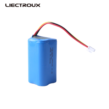 (For C30B) Original Battery for LIECTROUX C30B Robot Vacuum Cleaner, 2500mAh, lithium cell, 1pc/pack, Cleaning Tool Parts 10pcs original cr1 3n 2l76 k58l dl1 3n 5018lc cr11108 3v lithium battery