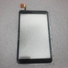 цена на 8inch tablet touchscreen Prestigio Multipad PMT3408 Digitize Replacement sensor PMT3608 front glass touch screen PMT3618 black