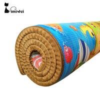 Zagraj Mats 1 cm 2 cm grubości Dzieci Rozwijających Się Mata Dywan dla dzieci Dywan Dywaniki Maty Dla Niemowląt Zabawki dla Niemowląt dla Dzieci Eva pianka