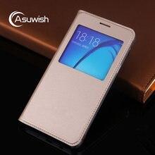Flip-Cover Ledertasche Für Samsung Galaxy Groß Prime Grandprime SM G530 G530H G531 G531H G531F SM-G530H SM-G531H Telefon Fall