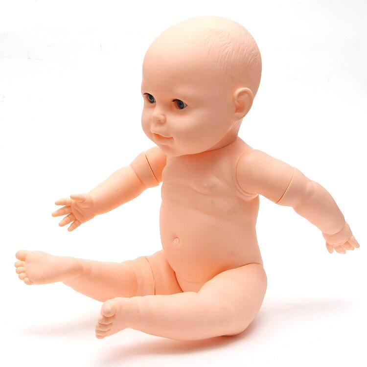 CAMMITEVER 58 cm Bébé Garçon Mannequins Mannequin Affichage Infantile Mannequins Montrent Pratique Vêtements Mannequin Infirmière Usage Hospitalier Boutique