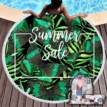 European Style 3d Printed Feather Leaves Beach Towel with Drawstring Backpack Tropical Pink Beach Towel for Women Yoga Mat