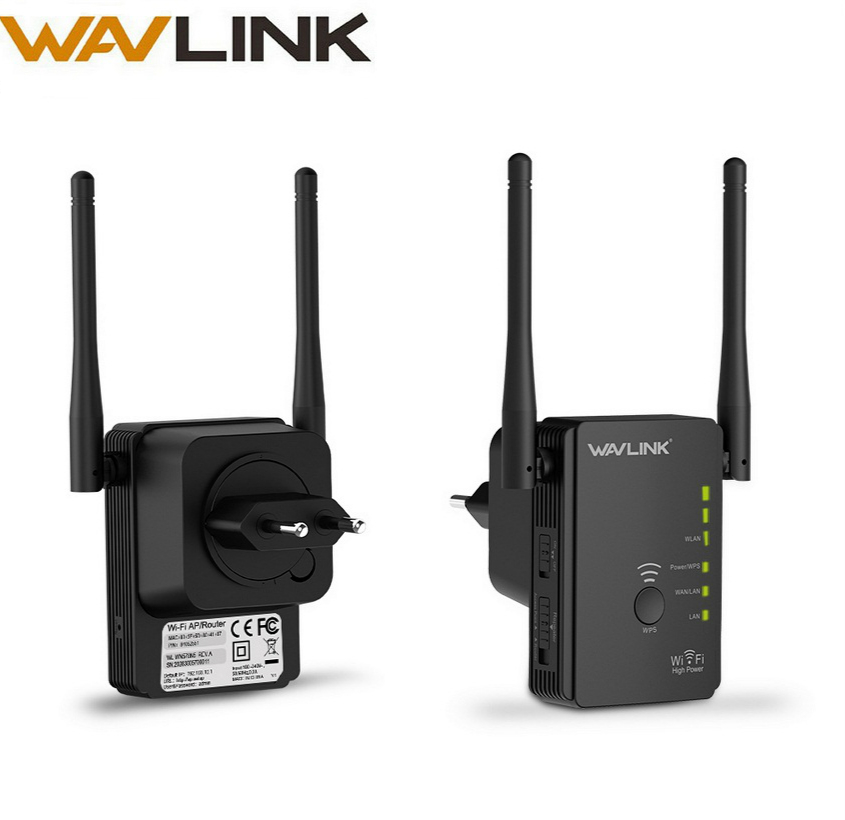 Wavlink High Power 300Mbps Wireless wifi Repeater/router/amplifier/Extender Home Network WIFI Signal Boosters AP Mode 2 Antenna