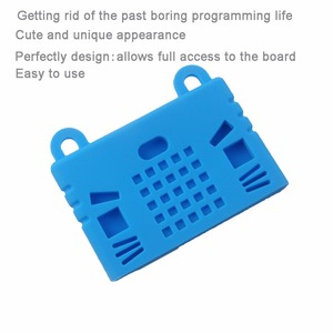 Image 3 - For BBC Micro:bit Silicon Protective Case Cover & AAA Cell Battery Holder Box Case, for Micro:bit Board Kids Education FZ3226