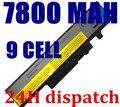 7800 mAH batería para LENOVO IdeaPad Y460 Y560 V560 B560 Y460AT Y460A Y460N Y460C Y460P Y560 Y560A Y560P 57Y6440 L10S6Y01