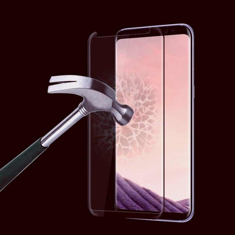 3D full cover glass for Samsung S8 Plus S9 tempered glass for Samsung Galaxy S9 Plus screen protector film G950F protection