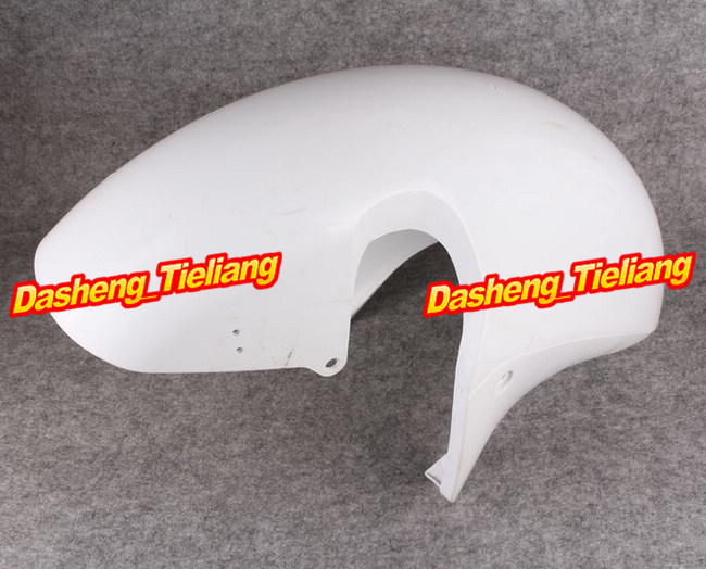 Motorcycle Front Fender for SUZUKI HAYABUSA 1999-2007 GSX1300R Injection Mold Motorcycle Fairing Bodykit Cover Parts White motorcycle parts front