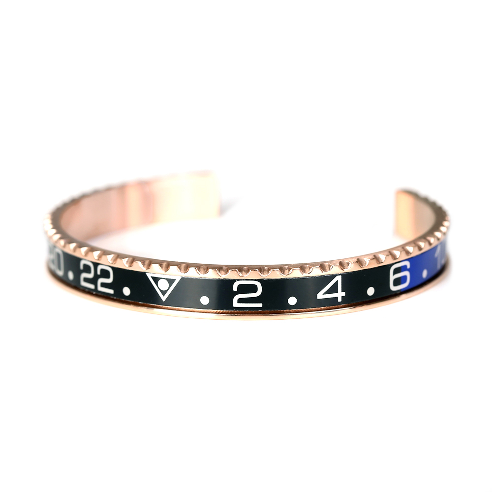 buscar auténtico gran descuento último US $7.69 30% OFF|Speedometer Pulsera Life Style Brazalete Gold Stainless  Steel Bracelets Bangles Speedometer Official Bracelet Men-in Bangles from  ...