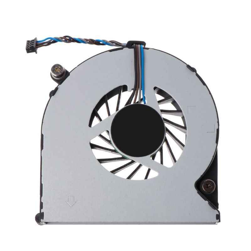 ORG Cooling Fan Laptop CPU Cooler Radiator 5V 0 5A Notebook Replacement 4  Pins for HP Probook 4530S 4535S 6460B 8460P