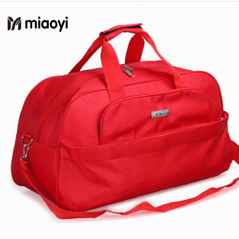 2018 Miaoyi Fashion Foldable Travel luggage large capacity Travel Tote men and women portable shoulder bag waterproof travel bag the new europe and america portable shoulder bag handbag large capacity portable shoulder bag business travel luggage bag